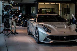 Ferrari Munsterhuis